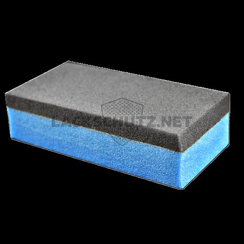 Super Soft Schwammapplikator 4,5x10cm ist universell einsetzbar, 2-lagig