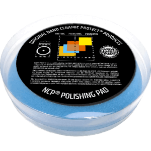 Nano Ceramic Protect Blue Pad Hard Cut