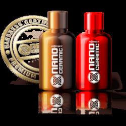 NCP9H Gold und NCP9H Rot