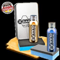 Nano Ceramic Protect Lack Keramikversiegelung Soft inkl. Remover